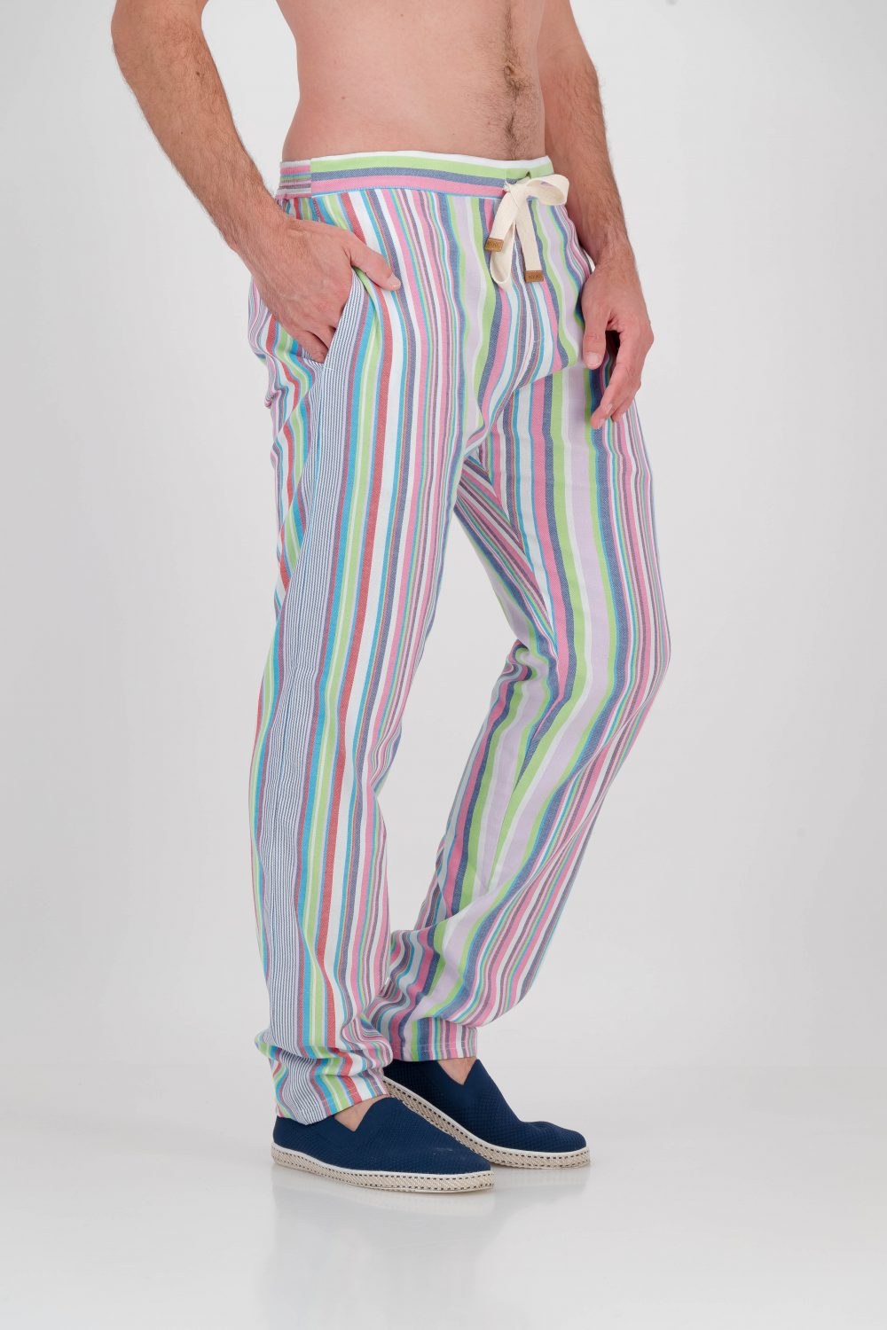 Tailored Fit Trousers - Candy Groovers