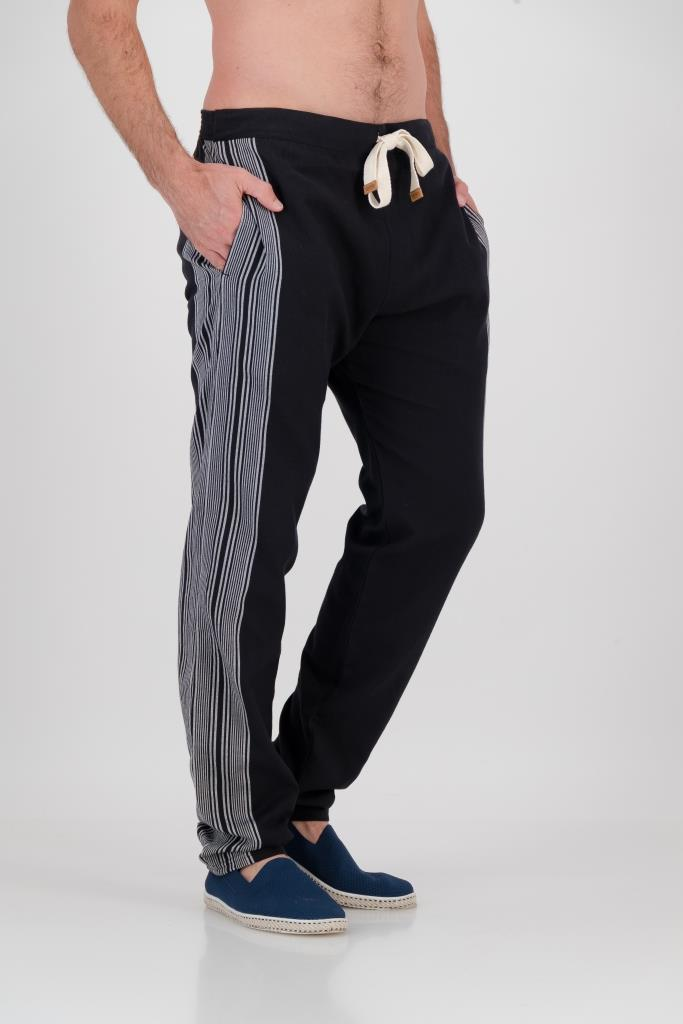 Tailored Fit Trousers - Black Onyx